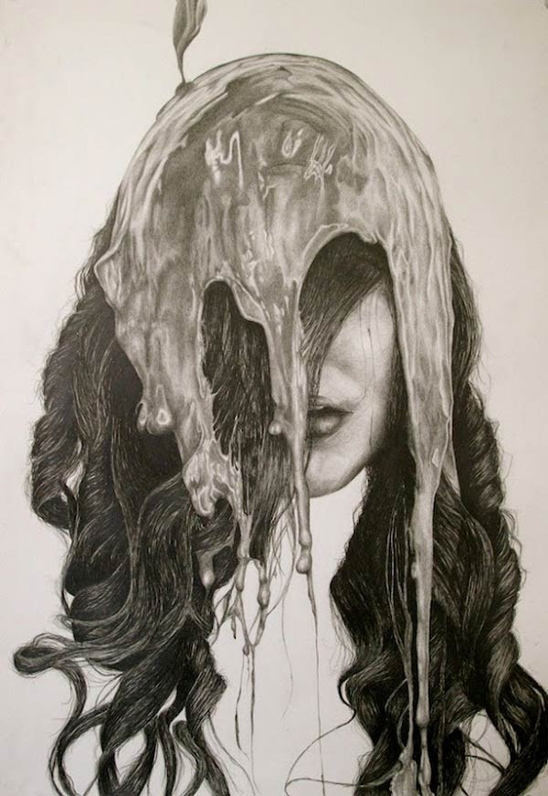 6-self-deception-drawing-by-gillian-lambert